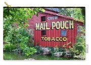 Chew Mail Pouch Tobacco  Carry-all Pouch