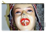 Chewing Gum Smile Carry-all Pouch