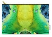 Chi Ant - Aka Mr Happy Bug By Sharon Cummings Carry-all Pouch