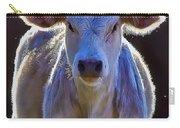 Chiaroscuro Calf Carry-all Pouch