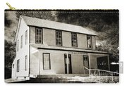 Chicago And Alton House Blue Springs Missouri Infrared Carry-all Pouch