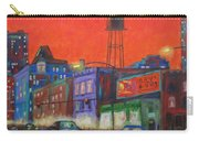 Chicago Avenue Looking West Carry-all Pouch