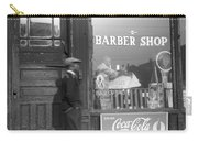Chicago Barber Shop, 1941 Carry-all Pouch