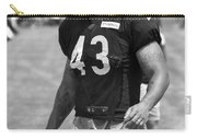 Chicago Bears Fb Tony Fiammetta Training Camp 2014 Bw Carry-all Pouch