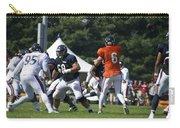 Chicago Bears G Matt Slauson Training Camp 2014 02 Carry-all Pouch