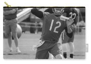 Chicago Bears Qb David Foles Training Camp 2014 Sc 01 Carry-all Pouch