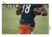 Chicago Bears Rb Shaun Draughn Training Camp 2014 01 Carry-all Pouch