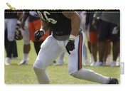 Chicago Bears Te Zach Miller Training Camp 2014 02 Carry-all Pouch