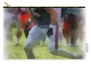 Chicago Bears Te Zach Miller Training Camp 2014 Pa 01 Carry-all Pouch