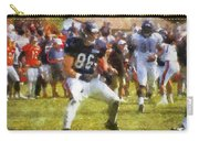 Chicago Bears Te Zach Miller Training Camp 2014 Pa 02 Carry-all Pouch