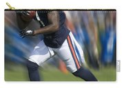 Chicago Bears Training Camp 2014 Moving The Ball 03 Carry-all Pouch