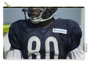 Chicago Bears Wr Armanti Edwards Training Camp 2014 01 Carry-all Pouch