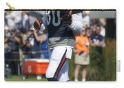 Chicago Bears Wr Armanti Edwards Training Camp 2014 02 Carry-all Pouch