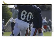 Chicago Bears Wr Armanti Edwards Training Camp 2014 04 Carry-all Pouch
