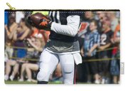 Chicago Bears Wr Armanti Edwards Training Camp 2014 07 Carry-all Pouch