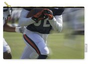 Chicago Bears Wr Chris Williams Moving The Ball Training Camp 2014 Carry-all Pouch