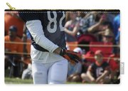 Chicago Bears Wr Chris Williams Training Camp 2014 04 Carry-all Pouch