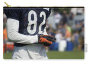 Chicago Bears Wr Chris Williams Training Camp 2014 05 Carry-all Pouch