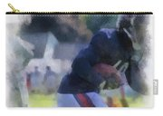Chicago Bears Wr Micheal Spurlock Training Camp 2014 04 Pa 01 Carry-all Pouch