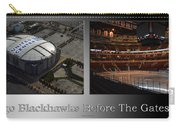 Chicago Blackhawks Before The Gates Open Interior 2 Panel Sb Carry-all Pouch