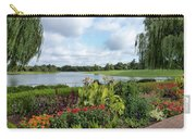 Chicago Botanical Gardens - 95 Carry-all Pouch by Ely Arsha