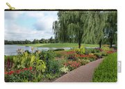 Chicago Botanical Gardens - 96 Carry-all Pouch by Ely Arsha