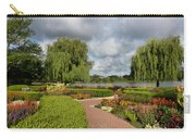 Chicago Botanical Gardens - 97 Carry-all Pouch by Ely Arsha