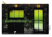 Chicago Brick Facade Glow Carry-all Pouch