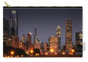 Chicago City Carry-all Pouch