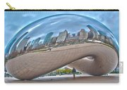 Chicago Cloud Gate Carry-all Pouch