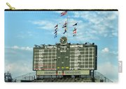 Chicago Cubs Scoreboard 02 Carry-all Pouch