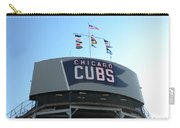 Chicago Cubs Signage Carry-all Pouch