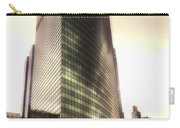 Chicago Facade 333 W Wacker Hdr Carry-all Pouch