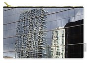 Chicago Facade Reflections Carry-all Pouch