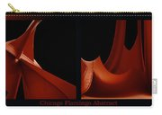 Chicago Flamingo Abstract 2 Panel 02 Carry-all Pouch