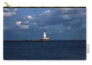Chicago Illinois Harbor Lighthouse Early Evening Usa Carry-all Pouch