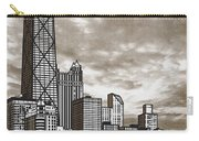 Chicago Illinois No Text Carry-all Pouch