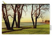 Chicago Lakefront Trail And Lincoln Carry-all Pouch