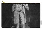 Chicago Lincoln Statue Carry-all Pouch