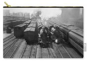 Chicago Locomotives, C1906 Carry-all Pouch