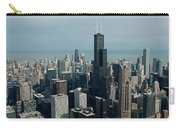 Chicago Looking East 04 Carry-all Pouch