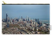 Chicago Looking North 01 Carry-all Pouch