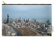 Chicago Looking North 02 Carry-all Pouch