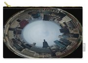 Chicago Looking West Polar View Carry-all Pouch