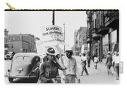 Chicago Protest, 1941 Carry-all Pouch