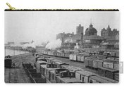 Chicago Railroads, C1893 Carry-all Pouch