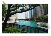 Chicago River Scene Carry-all Pouch