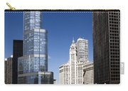 Chicago River Scenic Carry-all Pouch