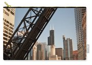 Chicago River Traffic Carry-all Pouch