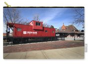Chicago Rock Island Caboose Carry-all Pouch